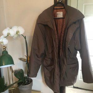 Vintage London Fog Puff Coat